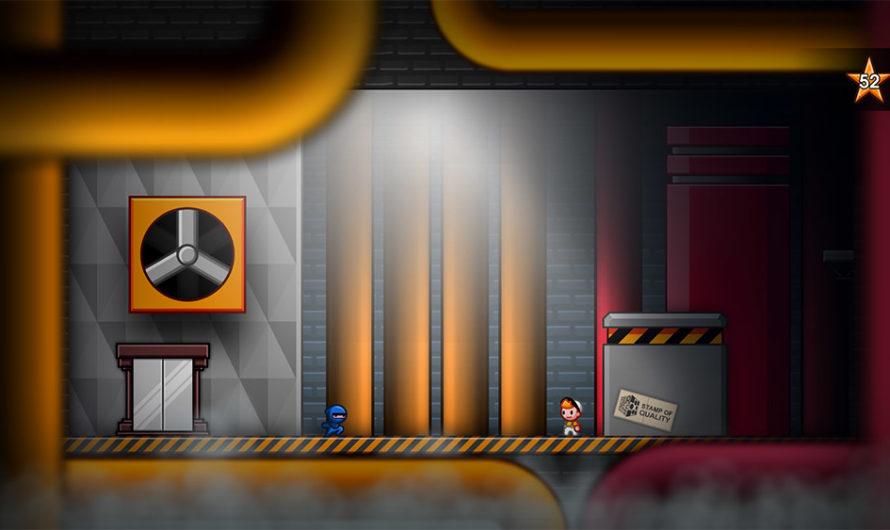 Aperçu du jeu indépendant: 10 Second Ninja X | Xbox One