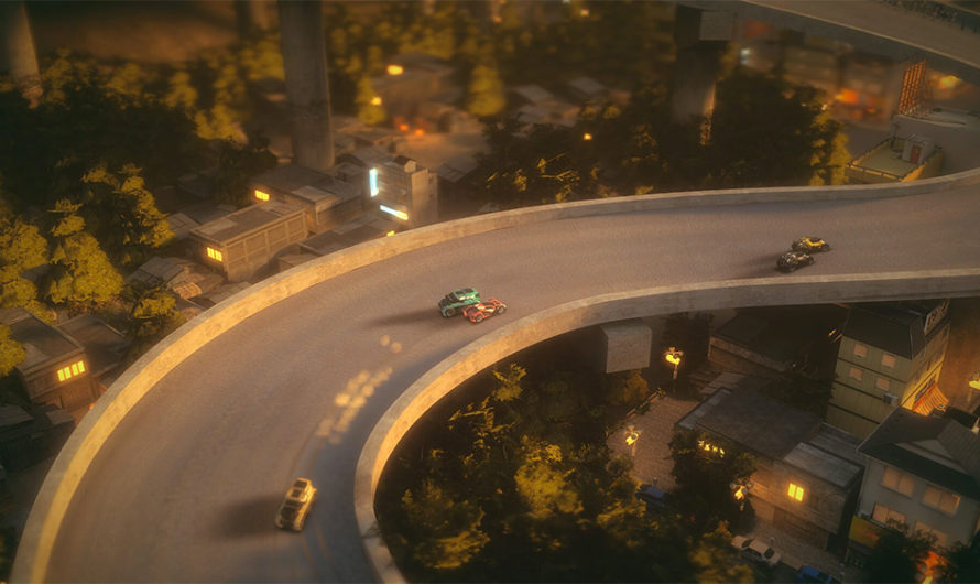 Premières impressions: Mantis Burn Racing | Xbox One