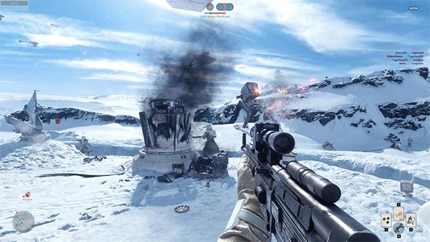 Premières impressions: Star Wars Battlefront | Xbox One