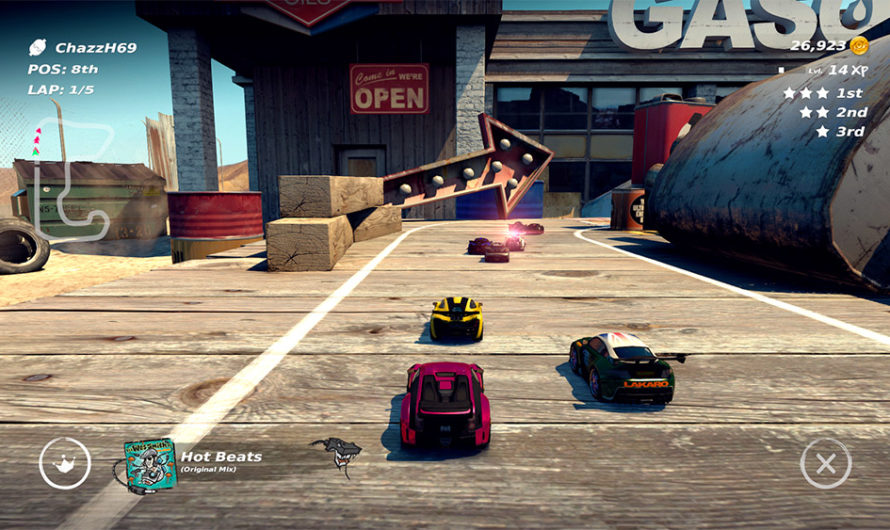 Premières impressions: World Top Racing World Tour | Xbox One
